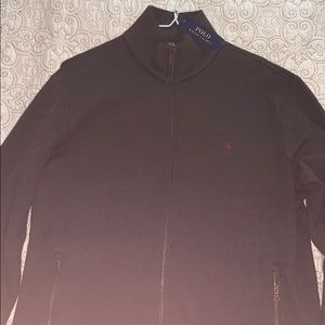Polo Zip-Up Sweater!!!